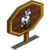 Irish Sport Foal Mastery Sign-icon