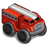 Toy Fire Truck-icon