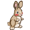 Bashful Bunny-icon