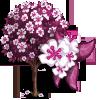 Cistena Plum Tree-icon