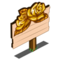 Gilded Flower Mastery Sign-icon