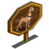 Great Dane Mastery Sign-icon