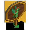 Peace Pegacorn Mastery Sign-icon