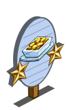 Pineapple Salsa 2 Star Mastery Sign-icon