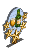 Aussie Beer 5 Star Mastery Sign-icon
