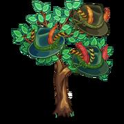 Austrian Hat Tree-icon