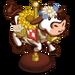 Carousel Cow-icon