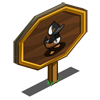 Hooded Merganser Mastery Sign-icon