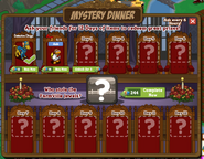 Mystery Dinner Countdown Day 2