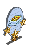 Pineapple Salsa 3 Star Mastery Sign-icon