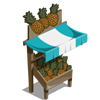 Pineapple Stall-icon