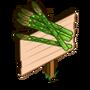 Asparagus Mastery Sign-icon