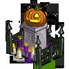 Bat Pumpkin-icon