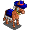 Dancing Puppet Donkey-icon