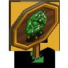 Emerald Sheep Mastery Sign-icon