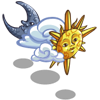 Floating Sun and Moon-icon