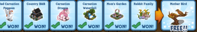 Mystery Game 152 Rewards Revealed