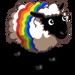Rainbow Sheep-icon