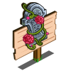 Tombstone (crop) Mastery Sign-icon