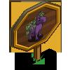 Violets Mini Horse Mastery Sign-icon