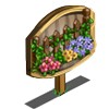 Dainty Fence Mastery Sign-icon