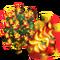 Fire Apple Tree-icon