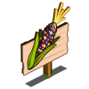 Flint Corn Mastery Sign-icon