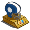 Football Helmet I-icon