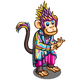 Spiked Up Monkey-icon