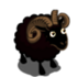 Very Dark Red Ram-icon