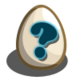 White Mystery Egg-icon