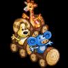 Animal Train-icon