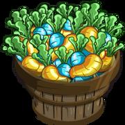Aslant Carrot Bushel-icon