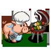 BBQ Pig-icon