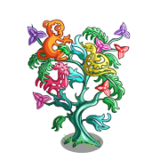 Chinese Zodiac Tree-icon