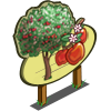 Crab Apple Tree Mastery Sign-icon
