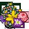 Giant Ribbon Flower-icon