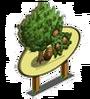 Hazelnut Tree Mastery Sign-icon