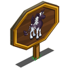 Milky Wave Pegacorn Mastery Sign-icon