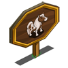 Pinto Pony Mastery Sign-icon