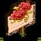 Red Chrysanthemum Mastery Sign-icon