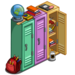 Row of Lockers-icon