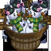 Snow Woman Crop Bushel-icon