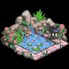 Bamboo Fountain-icon