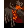 Giant Outdoor Moose-icon