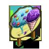 Giant Snowcone Tree Mastery Sign-icon