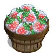 Wan Raspberry Bushel-icon