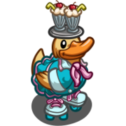 Diner Duck-icon