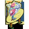 Giant Rose Jewel Tree Mastery Sign-icon