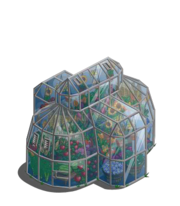 Green House Completed-icon
